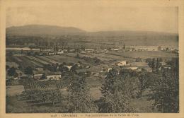 GÉVRIEUX - Vue Panoramique De La Vallée De L'Ain - Autres Communes