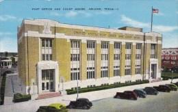 Texas Abilene Post Office And Court House - Abilene