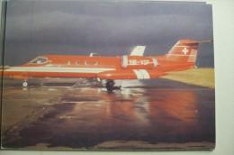 AEROLEASING GATES LEARJET 36A   HB VIF - 1946-....: Moderne