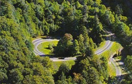 The Loop Over Great Smoky Mountains National Park Tennessee