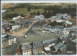 Vihiers-Vue Aérienne-La Place-(CPSM). - Other Municipalities
