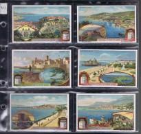 liebig serie complete langue belge s 1060 C�te d'Azur