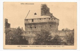 I2901 Saint Malo - Tour De La Caserne Du Château - Le Gros Donjon / Non Viaggiata - Saint Malo