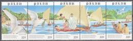 Palau 1987 Yvertn° 192-96 *** MNH Cote 5 Euro Noel Christmas Kerstmis - Palau