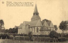 BELGIQUE - FLANDRE OCCIDENTALE - POPERINGE - HARINGE - HARINGHE - L'Eglise - De Kerk.