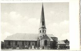 BELGIQUE - FLANDRE OCCIDENTALE - DEERLIJK - St. Colomba Kerk. Renierplein. - Deerlijk
