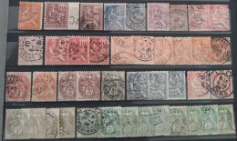 Frankreich Superb Lot Nr 86-106 Mixed Cond Cv 70,00 - Unclassified