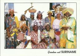 = 05510 - SURINAM - UNUSED  = - Suriname