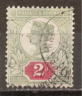 Grossbritannien 1887/1892 - Michel 88 O - Gebraucht