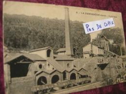 LA VERNAREDE (Gard) -6- Puits Sud (de La Compagnie Des Mines) - France