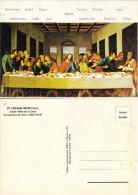 CPM SAINT VERAND.38 .Copie De La CENE De LEONARD DE VINCI - Saint-Vérand