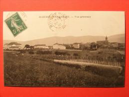 CPA Saint-Genis Terrenoire / Genilac (42) - Vue Générale 1910 - Other Municipalities