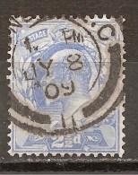 Grossbritannien 1902/1913 - Michel 107 O - 1902-1951 (Re)
