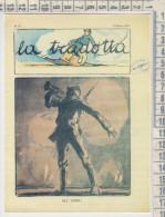 Giornale Di Trincea Guerra La Tradotta 1918  Militari Militare Copertina Prima Pagina - Old Paper