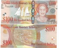 Cayman Islands 100 Dollars p-43 2010 UNC