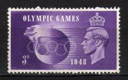 GREAT BRITAIN - 1948 Scott# 272 * - 1902-1951 (Re)