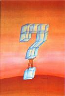FOLON - Ar´chitecture D´aujourd´hui - Aquarelle 1972 - Folon