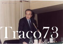 67^ TARGA FLORIO RALLY DI SICILIA 1983  /  Conferenza Stampa - Automobiles