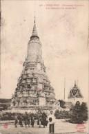 VIETNAM, SAIGON N°208 PNOM PENH MONUMENT FUNÉRAIRE EDIT.LA PAGODE SAIGON  NON CIRCULEE NEUVE TBE RARISSIME GECKO - Vietnam