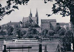 """Basel, Bateau MS """"RHEINFELDEN"""" (2017) - BS Bâle-Ville"""