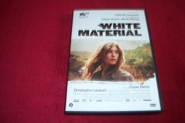 WHITE MATERIAL - Drame