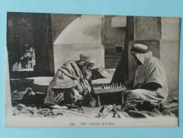 Joueurs D'Echecs - Chess