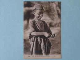 ALI, Le Petit Mendiant Comptant Sa Recette - Kinderen