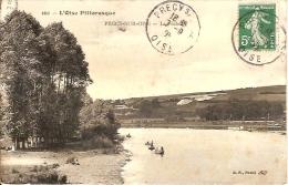 60 - PRECY-sur-Oise (oise) - La Pêche - Précy-sur-Oise