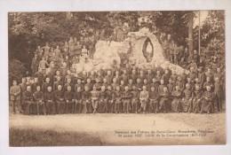 CPA BRUGELETTE,NOVICIAL DES FRERES DU SACRE COEUR En 1927!! - Brugelette
