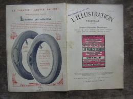 LA PETITE ILLUSTRATION 229 EN 1913 LES PHARES SOUBIGOUPAR TRISTAN BERNARD /DOZULE PAR ANDRE PICARD   - PUB MICHELIN - Teatro