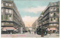 LILLE RUE FAIDHERBE - Lille