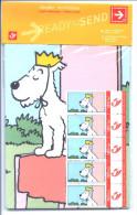 BELGIQUE Schrijfkit Kuifje Kroontje - Set d'�criture Tintin Couronne **    (MNH)  READY to SEND