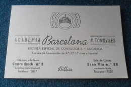 bilbao autoescuela barcelona