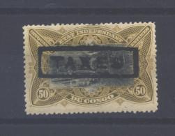 Congo Belge TX 6 * (MH)