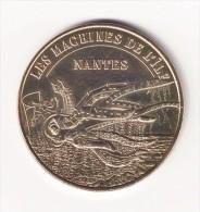 Monnaie De Paris 44.Nantes-Les Machines De L´ile N°2. 2010 - 2010