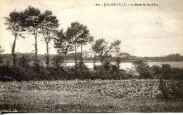 N°5334A -cpa Jullouville -la Mare De Bouillon- - Autres Communes