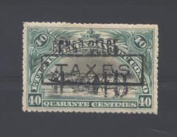 Congo Belge TX 11 * (MH)