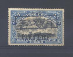 Congo Belge TX 20 (*)  no gum