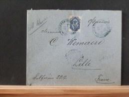 49/041   LETTRE  POUR LILLE/FRANCE  1901 - Lettres & Documents