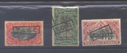 Congo Belge TX 42/43 et 45 * (MH)