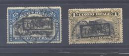 Congo Belge TX 44 et 47 �  used