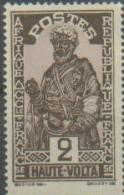 (12793).Haute-Volta 1928 Y&t N°44**.