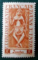 DIVINITE 1948 - NEUF ** - YT 237 - MI 282 - India (1892-1954)