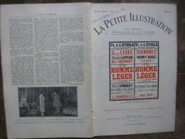 LA PETITE ILLUSTRATION 245 EN 1925 UN HOMME LEGER PAR MAURICE DONNAY - Theatre