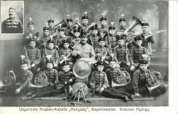 UNGARISCHE KNABEN KAPELLE , HUNYADY , KAPELLMEISTER : KRECSAN HYORGY - Hongrie