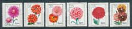 1750 à 1755** Fleurs - [6] Democratic Republic