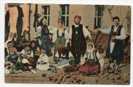 ROUMANIE - BAUERN AUS DER UMGEBUNG - Rumania