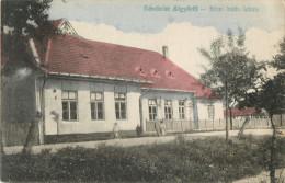 HUNGARY - UDVOZLET ALGYOROL - ALGYO - ROM KATH ISKOLA - Ungheria