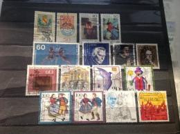 Duitsland / Germany - Small Set Stamps 1980-1995 - Duitsland
