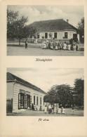 HUNGARY - KOZSEGHAZA - FO UTCA ( DOS VIERGE ) - Hongrie